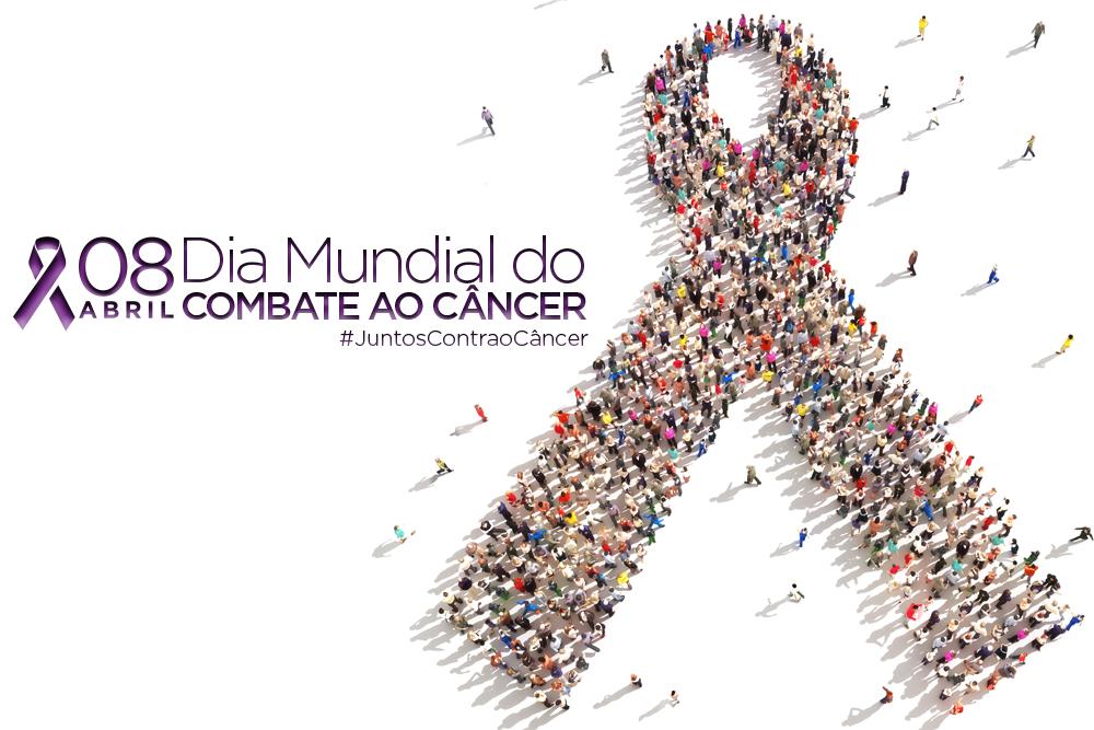 dia mundial do combate ao câncer