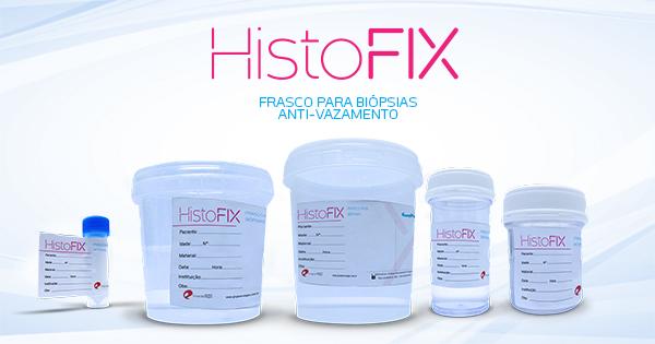 Frasco para Biópsias HistoFix